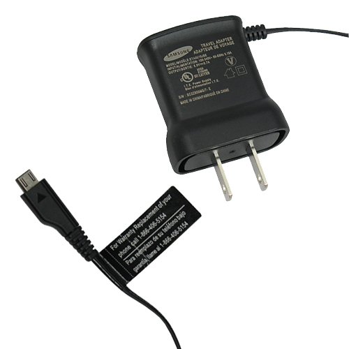 Genuine Samsung micro Travel Charger