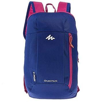 4af568f7659e0 Quechua HIKING BACKPACK 10 LITRE (Blue/Purple)