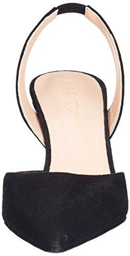 Tira Negro Mujer Zapatos L18 Cain JB 900 Tobillo SD Black con 13 Marc de para q4x071w