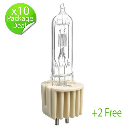 USHIO HPL 575w /120X Long Life halogen bulb (12 pcs) by Ushio
