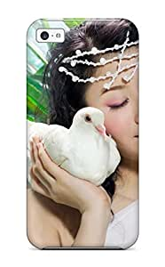 Cute High Quality Diy For Iphone 4/4s Case Cover Beautiful Asian Model Case