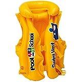 Royals Swimming Rings for Kids (Jacket -Yellow Box)