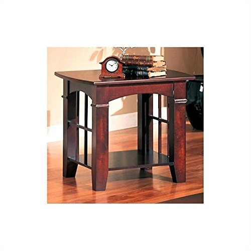 Cherry End Tables Living Room