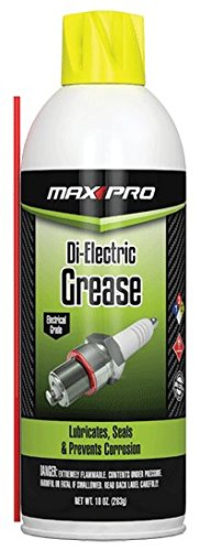 Max Professional DG-002-114 MAX PROFESSIONAL DI-ELECTRIC GREASE - Case of 12 by Max Professional