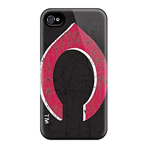 Onlyyo Case Cover For Iphone 4/4s - Retailer Packaging Mlb Protective Case