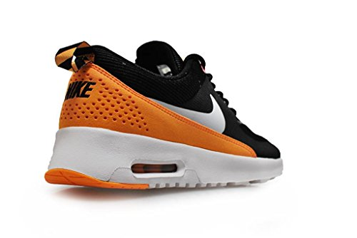 Thea Air 6 Femmes Eu 599409 5 5 uk Chaussures Cours Max 36 Sneakers Noir Formateurs 3 Nous dEdqB7