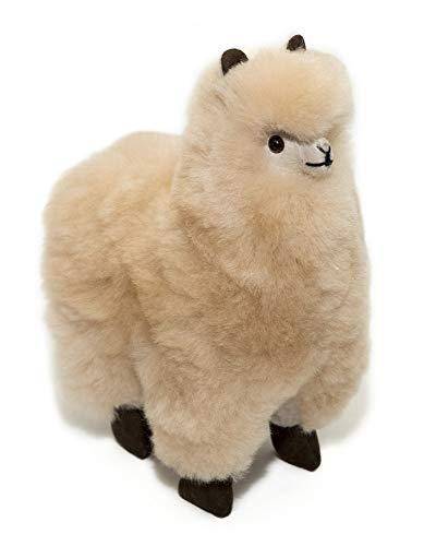 Incatrade Beige Alpaca Fur Toy 9