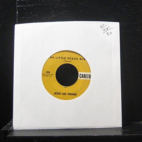 shake, baby, shake / the little space girl 45 rpm single (Vinyl Girl Little)
