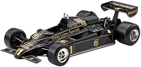 エブロ 1/20 チームロータス タイプ91 1982 中島悟 ファーストF1テスト プラモデル 20021