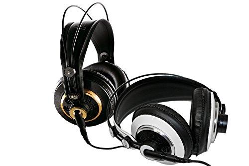 AKG M220 Semi-Open High Definition Over-Ear Studio