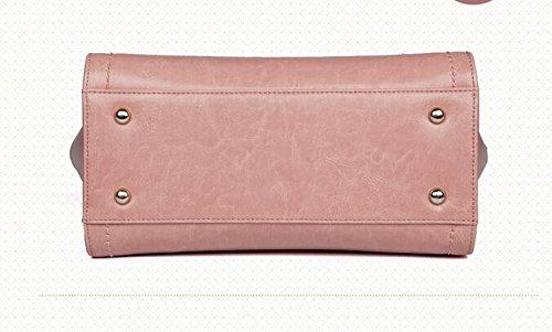 Elegante Rosa Gwqgz Modo Tracolla Borsa Della Nuova Temperamento Di Yg77qPw6x4
