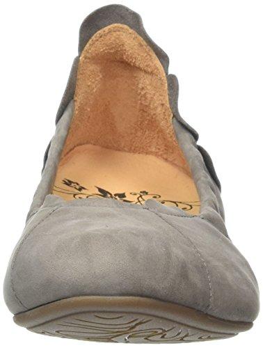 Think!! Women's Balla Ballet Flats Beige (Kred 22) fashionable sale online big discount excellent LSHGF4TIT