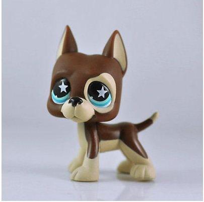 Five Stars Store Littlest Pet Shop Pet DOG Animal Child Girl Boy Figure Loose Cute