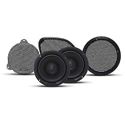 "Rockford Fosgate TMS65 PowerHarley-Davidson 6.5"" Full Range Fairing/Tour-Pak Speakers (2014+) Reviews"