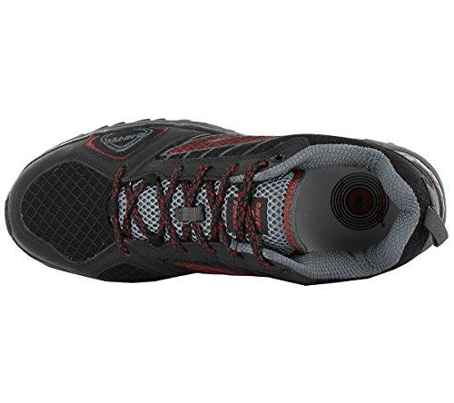 Haraka Herren Top Uomo S Multicolore Trail da Scarpe tec Mens Hi Sneakers Nero outdoor UZAqwExaw