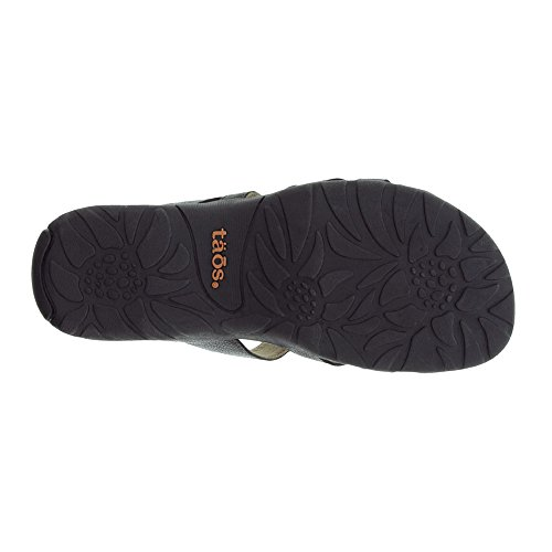 Reward Taos Slide Sandal Black Women's F5fxw6F