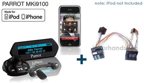 Parrot MKi9100 Kit Vivavoce Bluetooth per Auto