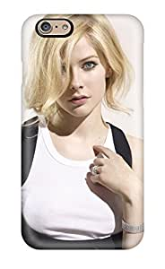 First-class Case Cover For Iphone 6 Dual Protection Cover Celebrity Avril Lavigne