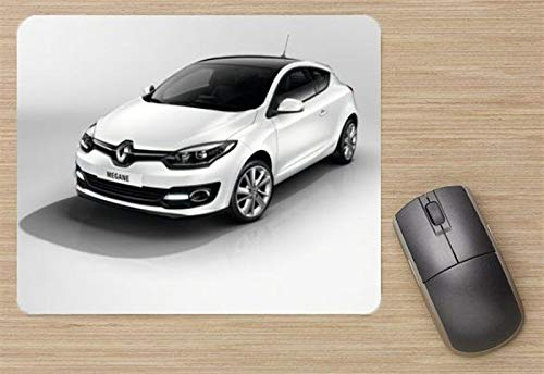 Renault Megane Coupe 2014 Mouse Pad, Printed Mousepad ()