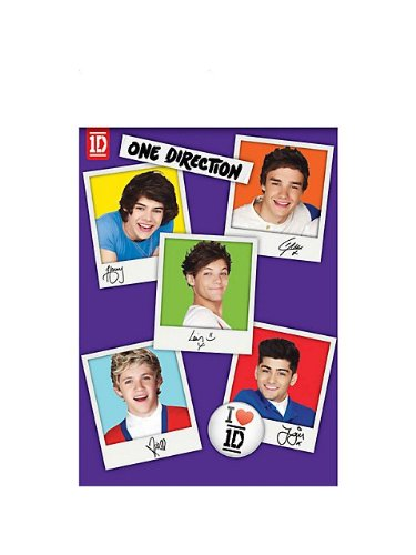One Direction Paper Tablecover