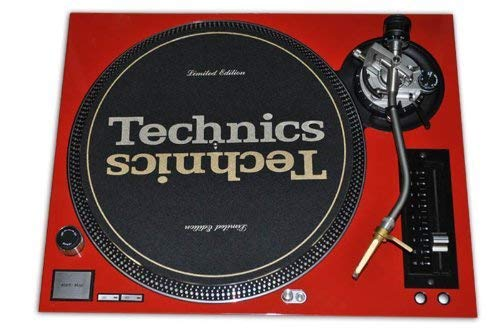 Technics Face Plate for use Technics SL-1200/SL-1210 M5G Turntables - Turntable Faceplate