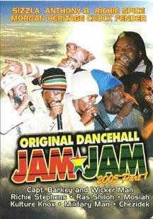 Man Wicker Island (ORIGINAL DANCEHALL JAM JAM #12005)