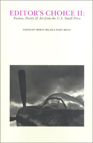 Leader-writer's Choice II: Fiction, Poetry & Art from the U.S. Small Press, 1978-1983 (Contemporary Anthology Series)
