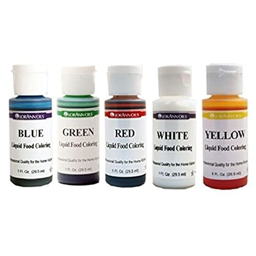 Oil Based Food Coloring: Amazon.com