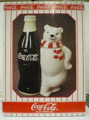 polar bear cookie jar - 5