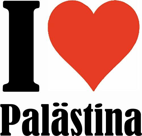 """Handyhülle iPhone 4 / 4S """"I Love Palästina"""" Hardcase Schutzhülle Handycover Smart Cover für Apple iPhone … in Weiß … Schlank und schön, das ist unser HardCase. Das Case wird mit einem Klick auf deinem"""