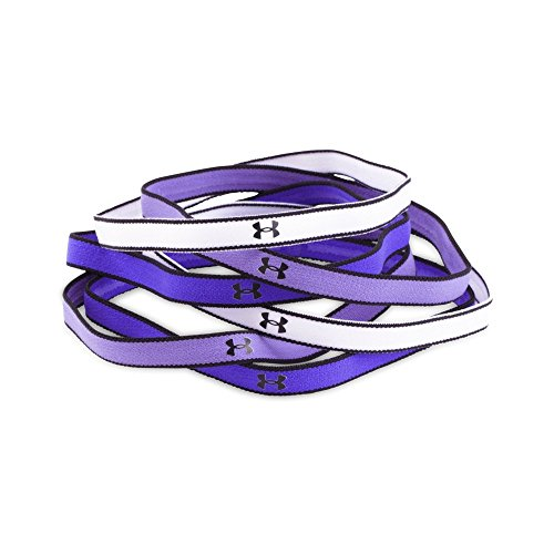 Price comparison product image Under Armour UA Mini Headbands – 6-Pack OSFA CONSTELLATION PURPLE