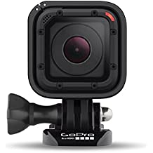 GoPro HERO4 Session CHDHS-101 Waterproof Camera, 8MP(Black) (Certified Refurbished)