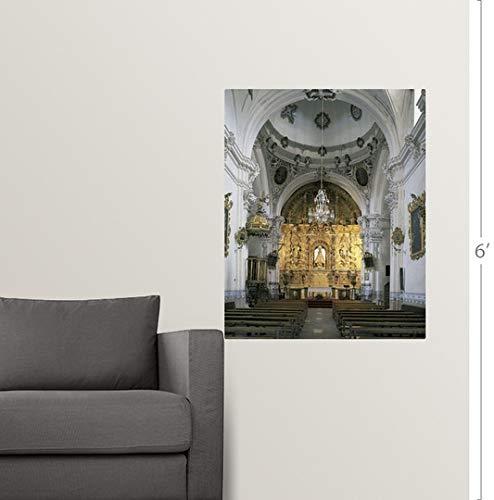 Amazon.com: CANVAS ON DEMAND Wall Peel Wall Art Print ...