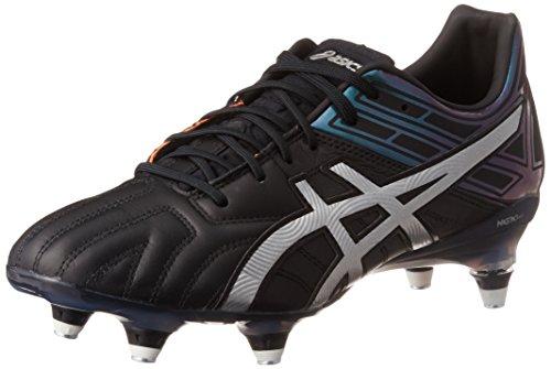 Gel-Lethal Tigreor 10 ST Rugby Boots - Black/Silver Black