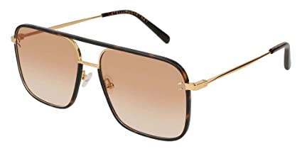 Gafas de Sol Stella McCartney SC0124S Havana/Orange Shaded ...
