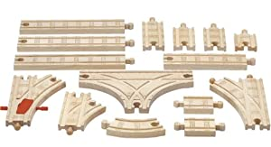 Thomas And Friends Wooden Railway - Figure 8 Set Expansion Pack from Learning Curve