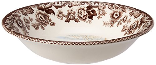 (Spode 1607286 Woodland Red Fox Ascot Cereal Bowl )