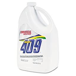 Formula 409 35300CT Cleaner Degreaser Disinfectant, 128 oz Refill (Case of 4)