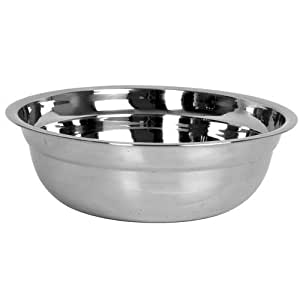 """26"""" Extra Large Stainless Steel Basin Mixing Bowl (44 Qt.) *Heavy Duty Commercial Quality*"""