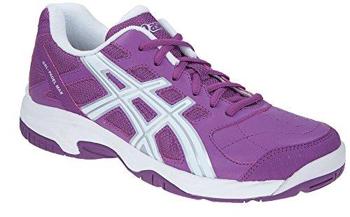 Chaussures spécial SILVER GRAPE Asics femme WHITE pour tennis nZWRHx