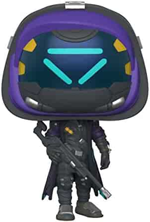 Funko Pop Games: Overwatch-Ana with Shrike Skin Exclusive Collectible Figure, Multicolor