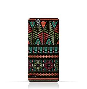 AMC Design Ethnic Grunge Neon Cases & Covers Sony Xperia C4 - Multi Color