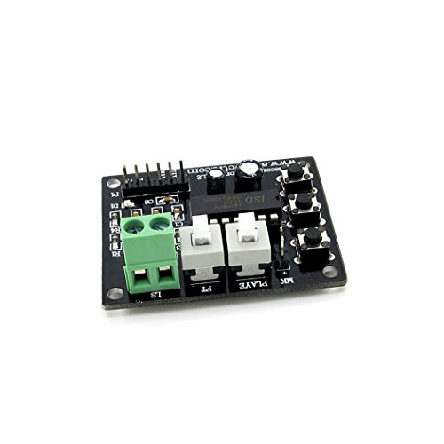 1 pcs ISD1820 Voice Sound Board Recording Recorder Playback Module On-board Microphone (Best Soundboard For Pc)