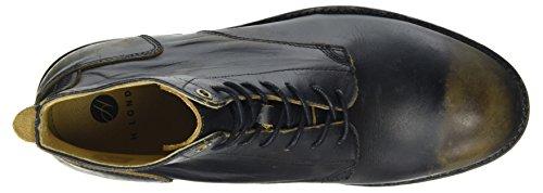 Hudson London Herren Mckendrick Chukka Boots Schwarz (Black)