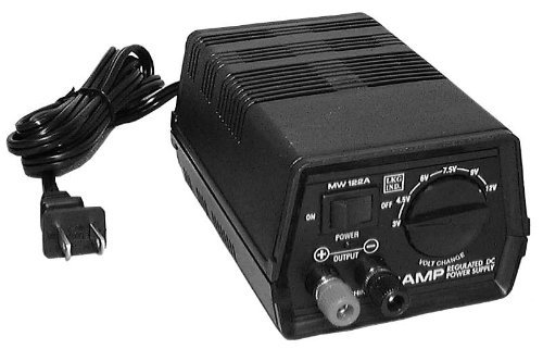 Philmore Multi Voltage Regulated Power Supply product image
