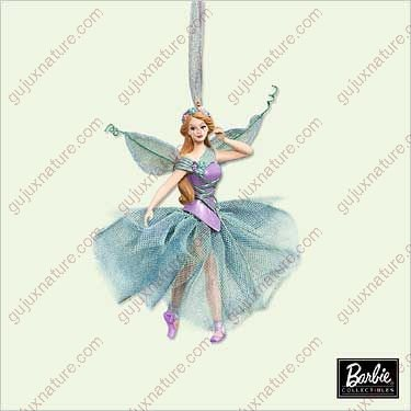Barbie As Titania Midsummer Night's Dream 2005 Hallmark Keepsake Ornament by Barbie (Image #1)