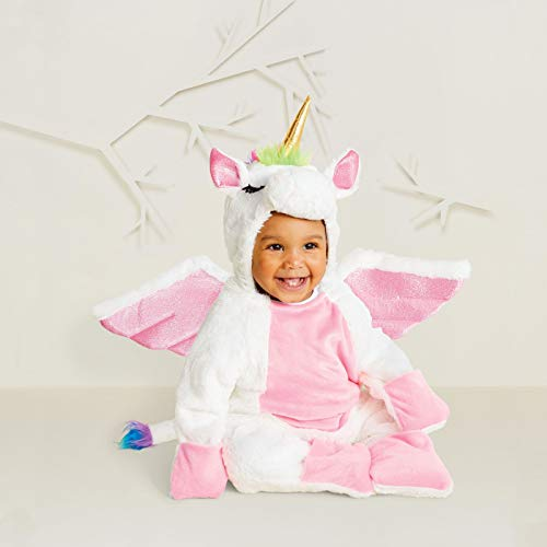 Baby Plush Unicorn Halloween Costume (12-18) -