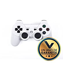 Control Inalámbrico para PlayStation 3 - Tecnología Bluetooth - Color Blanco
