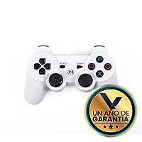 Control Inalámbrico Bluetooth Blanco para PlayStation 3
