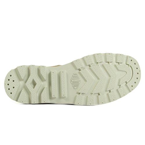 Palladium Us Pampa High Dk Khaki/ Silver Birch 71864F99, Boots